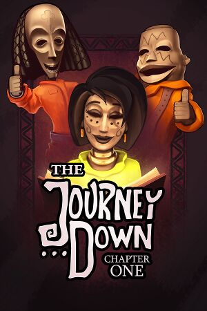 The Journey Down: Chapter One cover