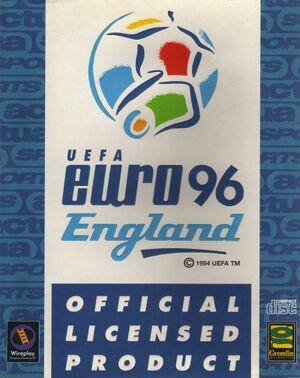 UEFA Euro 96 cover