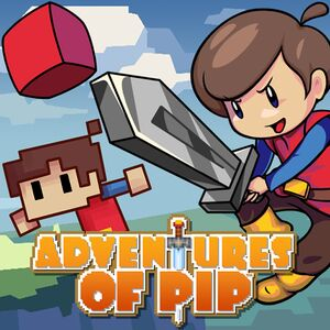 Adventures of Pip cover