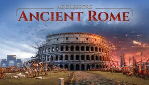 Aggressors: Ancient Rome cover