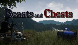 Beasts&Chests cover