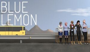 Blue Lemon cover