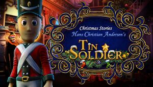 Christmas Stories: Hans Christian Andersen's Tin Soldier cover