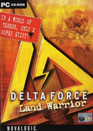 Delta Force: Land Warrior cover