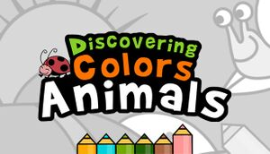 Discovering Colors - Animals cover