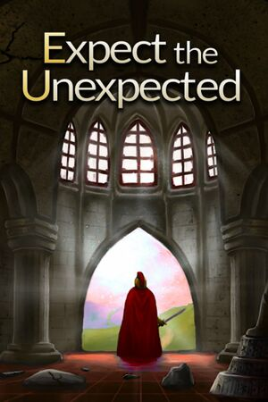 Expect the Unexpected cover