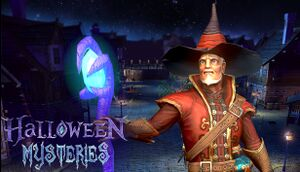 Halloween Mysteries cover