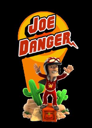 Joe Danger cover
