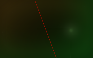 Comparison showing the normal game (left) and the activated deband shader (right)