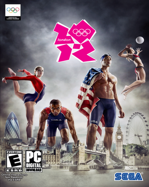 London 2012 cover
