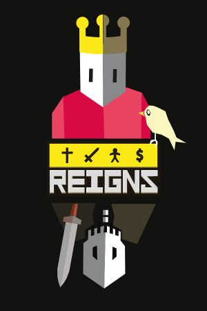 Reigns cover
