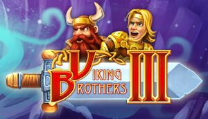 Viking Brothers 3 cover
