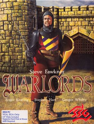 Warlords cover