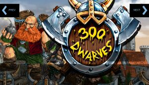 300 Dwarves cover