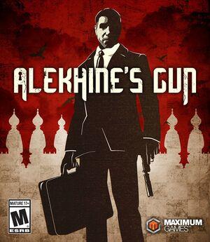 Alekhine's Gun cover