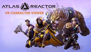 Atlas Reactor VR Character Viewer cover