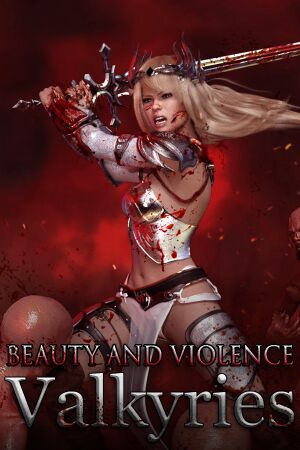 Beauty And Violence: Valkyries cover