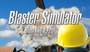 Blaster Simulator cover