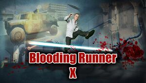 Blooding Runner X cover