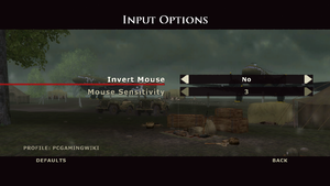 In-Game input remapping.