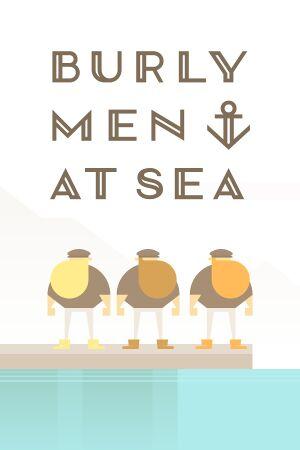 Burly Men at Sea cover