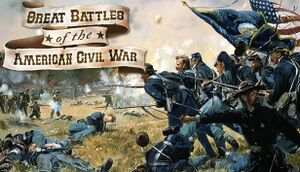 Great Battles of the American Civil War cover
