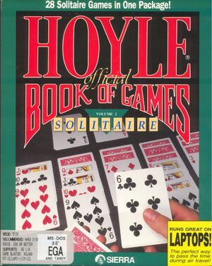 Hoyle's Official Book of Games: Volume 2 cover