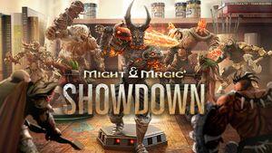 Might & Magic Showdown cover