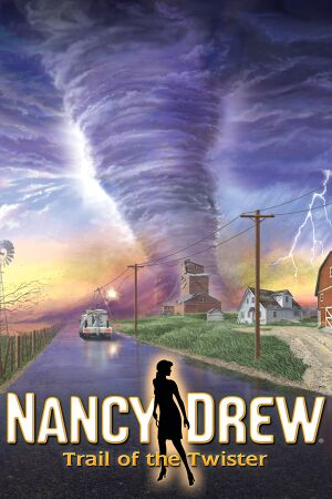 Nancy Drew: Trail of the Twister cover