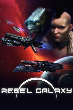 Rebel Galaxy cover