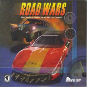 Road Wars cover