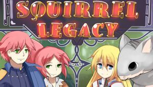 Squirrel Legacy cover