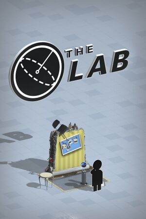 The Lab cover