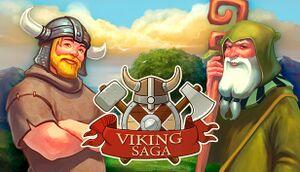 Viking Saga: The Cursed Ring cover