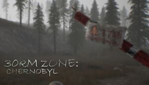 30km survival zone: Chernobyl cover