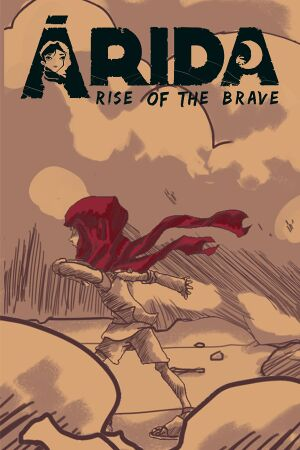 ARIDA: Rise of the Brave cover