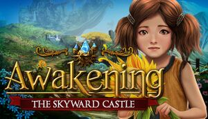 Awakening: The Skyward Castle cover
