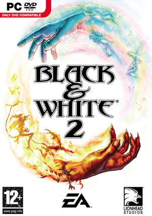 Black & White 2 cover