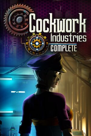 Cockwork Industries Complete cover