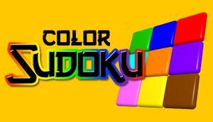 Color Sudoku cover