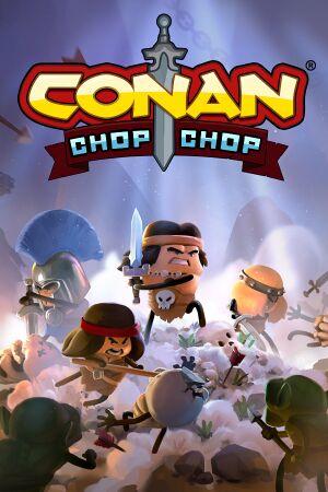 Conan Chop Chop cover