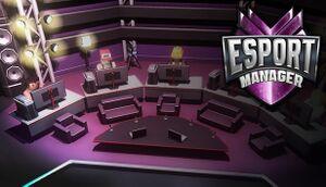 E-Sport Manager cover