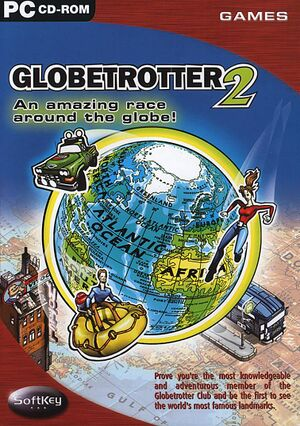 Globetrotter 2 cover