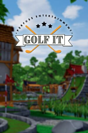 Golf It! cover