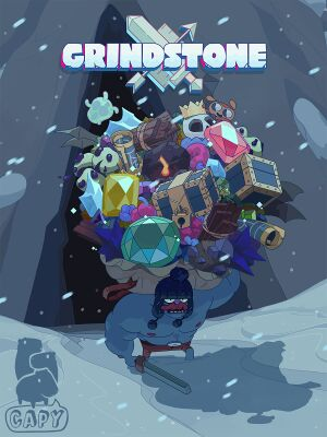 Grindstone cover