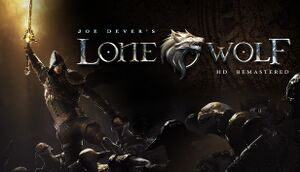 Joe Dever's Lone Wolf HD Remastered cover