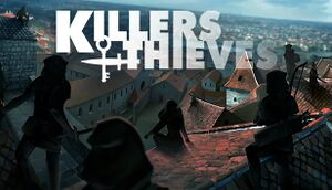 Killers and Thieves cover