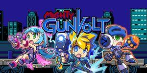 Mighty Gunvolt cover