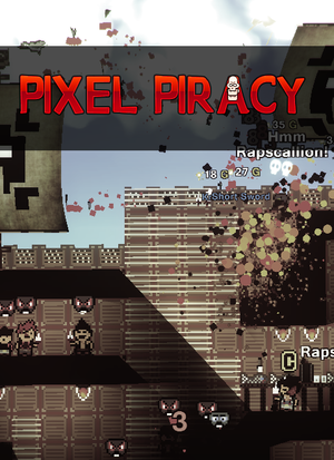 Pixel Piracy cover