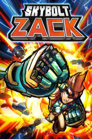 Skybolt Zack cover
